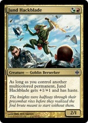 Jund Hackblade on Ideal808