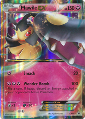 Mawile-EX - XY103 - Mega Mawile-EX Premium Collection