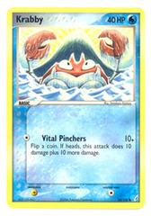 Krabby - 54/100 - Common