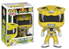 #362 - Yellow Ranger (Power Rangers)