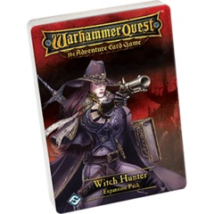 Warhammer Quest - The Adventure Card Game - Witch Hunter Expansion Pack