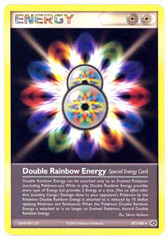 Double Rainbow Energy - 87/106 - 87 - Rare