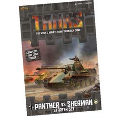 Tanks - Panther vs Sherman Starter Set