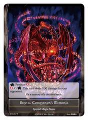 Brutal Conqueror's Memoria - BFA-097 - R - Full Art