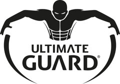 Ultimate Guard Zipfolio XenoSkin - 4 Pocket -  Grey