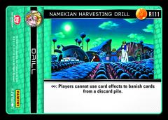 Namekian Harvesting Drill - R111 - Foil