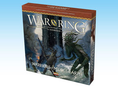 War of the Ring (second edition) - Warriors of Middle Earth