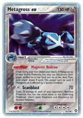 Metagross-EX - 95/108 - Rare Holo EX