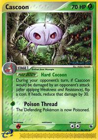 Cascoon - 26/109 - Uncommon