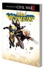 All New Wolverine Volume 2 - Civil War 2