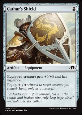 Cathar's Shield - Foil
