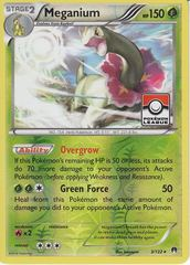 Meganium - 3/122 - XY Breakpoint - Pokemon League Promo