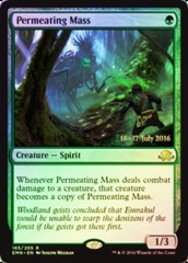Permeating Mass - Foil - Prerelease Promo