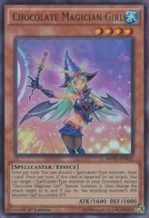 Chocolate Magician Girl - MVP1-EN052 - Ultra Rare - 1st Edition on Channel Fireball