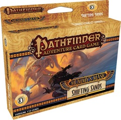 Pathfinder - Adventure Card Game - Mummy's Mask Adventure Deck 3 - Shifting Sands