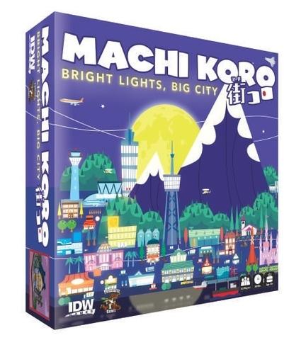 Machi Koro - Bright Lights Big City