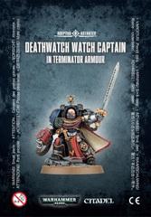 Deathwatch Watch Captain/Terminator Armour