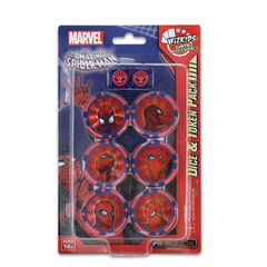 The Amazing Spider-Man Dice & Token Pack