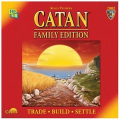 Catan: Family Edition (In-Store Sales Only)