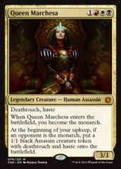 Queen Marchesa - Foil