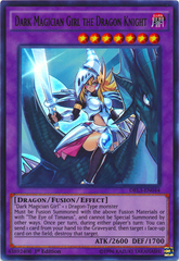 Dark Magician Girl the Dragon Knight - DRL3-EN044 - Ultra Rare