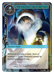 Guide to the Ancient Ice Wall - CFC-042 - C - Foil