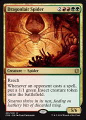 Dragonlair Spider - Foil