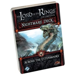 The Lord of the Rings: The Card Game - Across the Ettenmoors Nightmare Deck