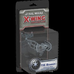 Star Wars: X-Wing - TIE Bomber Expansion Pack