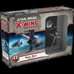 Star Wars: X-Wing - Rebel Aces Expansion Pack