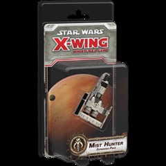Star Wars: X-Wing - Mist Hunter Expansion Pack