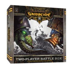 WARMACHINE Two Player Battle Box (MK III) (25002)
