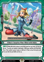 Chloe's Surprise Plan Filled with Holes - BT02/107EN - U