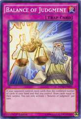 Balance of Judgment - MP16-EN094 - Common - 1st Edition