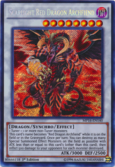 Scarlight Red Dragon Archfiend - MP16-EN140 - Secret Rare - 1st Edition