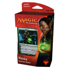 Hour of Devastation Planeswalker Deck: Nissa Genesis Mage on Channel Fireball