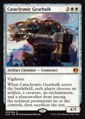 Cataclysmic Gearhulk on Channel Fireball