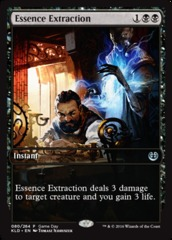 Essence Extraction (Kaladesh Game Day) on Channel Fireball