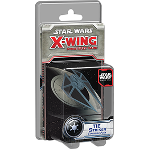 Star Wars: X-Wing - TIE Striker Expansion Pack