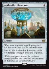 Aetherflux Reservoir on Channel Fireball