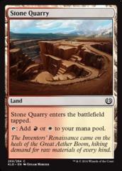 Stone Quarry - Planeswalker Deck Exclusive