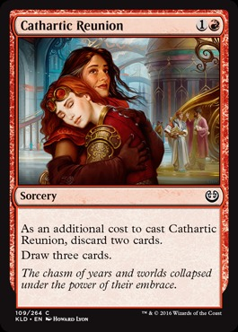 Cathartic Reunion - Foil