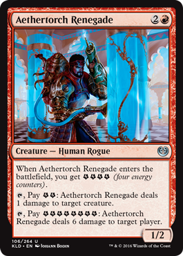 Aethertorch Renegade