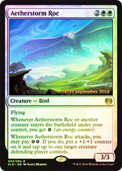 Aetherstorm Roc (Kaladesh Prerelease Foil) on Channel Fireball