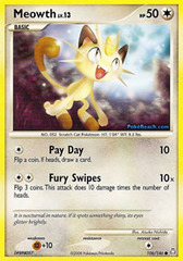 Meowth - 106/146 - Common