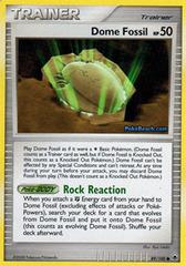 Dome Fossil - 89/100 - Common