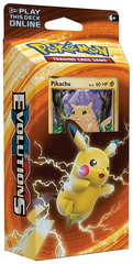 XY Evolutions - Theme Deck (Pikachu)