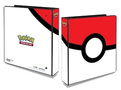 Ultra Pro - Pokemon - Pokeball Binder (2 inch)