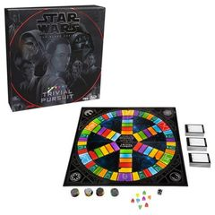 STAR WARS: TRIVIAL PURSUIT BOARD GAME