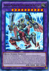 Imperion Magnum the Superconductive Battlebot - SDMY-EN041 - Ultra Rare - 1st Edition on Channel Fireball